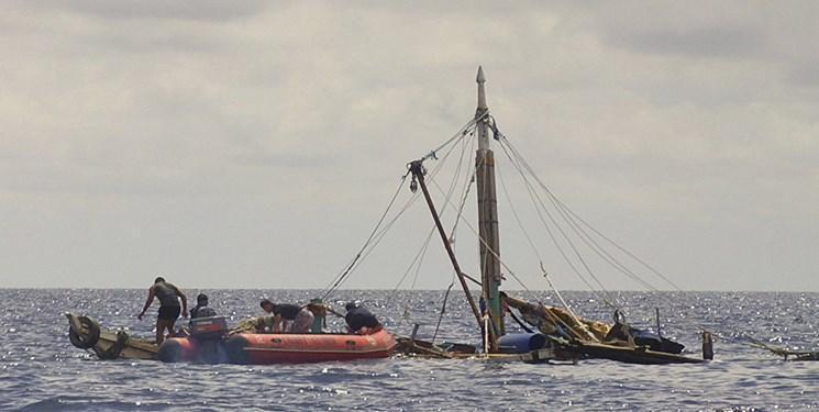 واژگونی قایق در آب های فیلیپین 7 قربانی گرفت