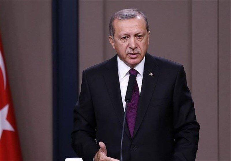 اردوغان: کسانی که ما را تحریم تسلیحاتی می نمایند در کشتار روآندا سلاح تامین می کردند