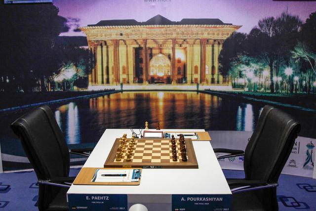 تکلیف صعود چهار شطرنجباز به بازی های تکمیلی کشید