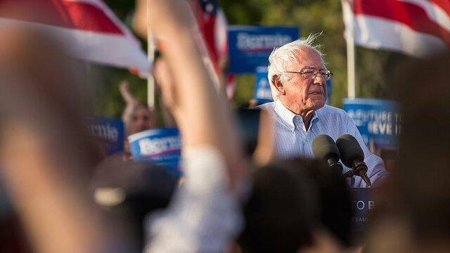 سندرز پس از ترخیص از بیمارستان: به زودی به رقابت های انتخاباتی بر می گردم